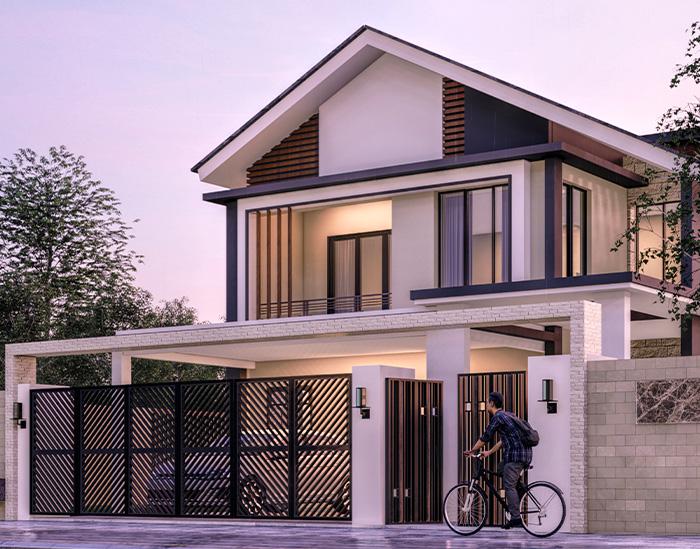 HULU LANGAT DOUBLE STOREY HOUSE